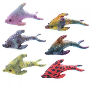 1 x Small Sand Animal - Dolphin