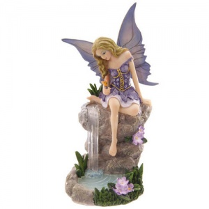 Lisa Parker 'Tales of Avalon' - Fairy Waterfall Whispers