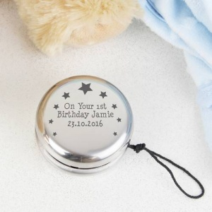 Personalised Yoyo - Stars