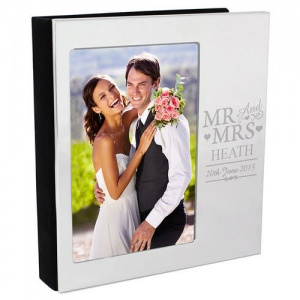 Mr & Mrs Photo Album