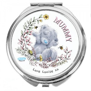 Personalised Compact Mirror - Me to You Bees