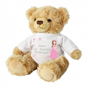 Personalised Fabulous Wedding Teddy
