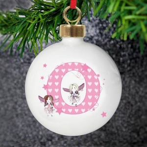 Personalised Bauble - Fairy