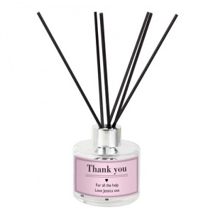 Personalised Reed Diffuser - Classic Pink