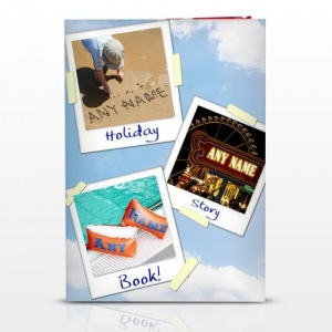 Personalised Story Book - On Holiday