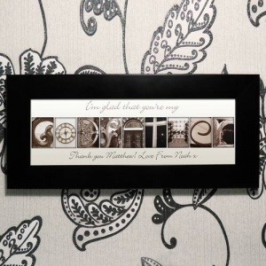 Affection Art Frame - Godfather