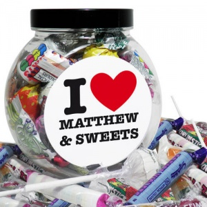I HEART Sweet Jar