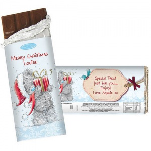 'Tatty Teddy' Me To You Christmas Chocolate Bar