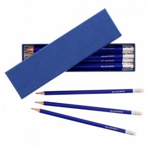 Box of 12 Personalised Pencils
