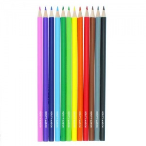 Personalised Colouring Pencils - Pack of 12