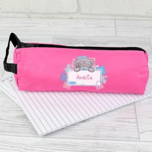Personalised Pink Pencil Case - Tatty Teddy Me To You