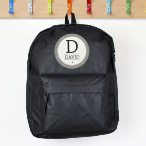 Personalised Backpack - Star Name