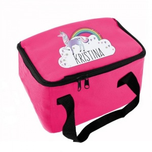 Personalised Lunch Bag - Unicorn
