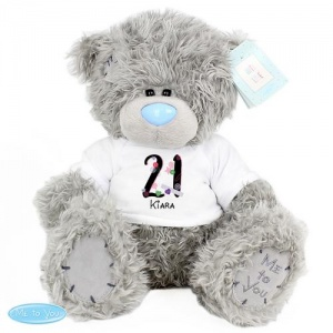 Me to You Bear with Personalised T-Shirt - Big Age