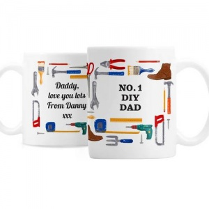 Personalised Mug - DIY Man