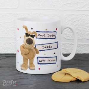 Personalised Boofle Mug - Stars