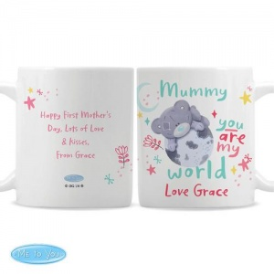 Personalised Ceramic Mug - Me To You, You Are My World
