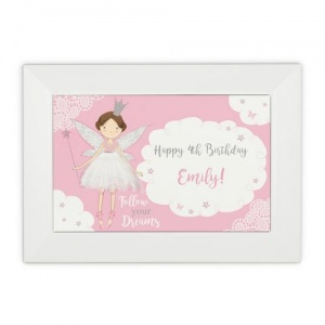 Personalised Jewellery Box - Fairy Princess