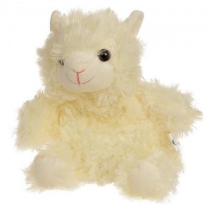 Cute Alpaca Design Snuggables Microwavable Warmer