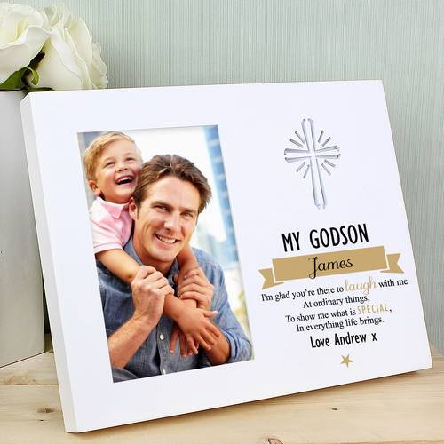 Personalised 6x4 Light Up Frame - Im Glad - alyssasgifts.co.uk