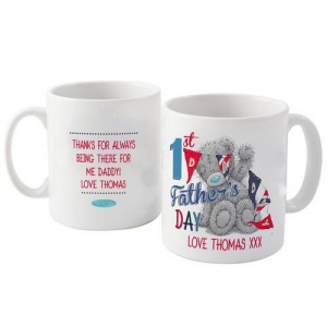Personalised Me To You Mug - 1st Fathers Day