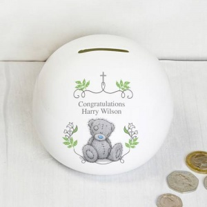 Personalised 'Tatty Teddy' Me To You Money Box - Natures Blessing