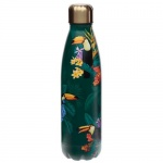 Stainless Steel Insulated Drinks Bottle - Toucan Party