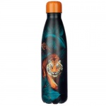 Stainless Steel Insulated Drinks Bottle - Tiger