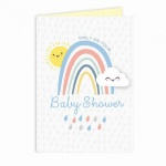 Personalised Card - Baby Shower and New Baby