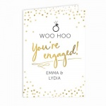 Personalised Card - Engagement