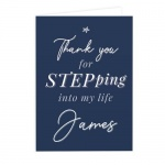 Personalised Card - Stepdad