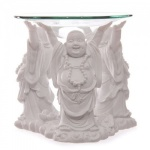 Laughing Buddha Oil Burner 11cm