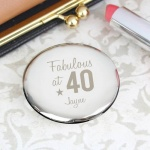 Personalised Compact Mirror - Big Age