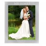 Personalised 8x10 Photo Frame - Mr & Mrs