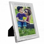 Personalised 5x7 Portrait Photo Frame -  & Me