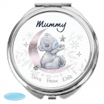 Personalised Compact Mirror - Me To You Moon & Stars