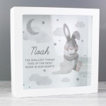 Personalised Memory Keepsake Box - Baby Bunny