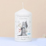 Personalised Me to You Candle - Graduation