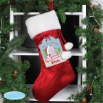 Personalised Luxury Stocking - Me To You My 1st Christmas