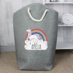 Personalised Storage Bag - Unicorn