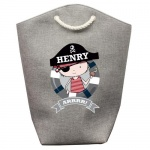 Personalised Storage Bag - Pirate