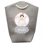Personalised Storage Bag - Fairy Princess