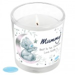 Personalised Scented Jar Candle - Me To You Moon & Stars