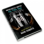 Personalised On This Day Book - Newcastle