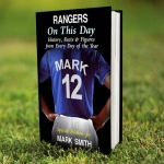 Personalised On This Day Book - Rangers