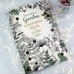 Personalised Adult Colouring Book - Gardening