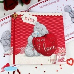 Personalised Me to You Book - The One I Love
