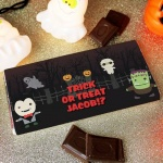 Halloween Milk Chocolate Bar