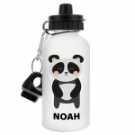 Personalised Drinks Bottle - Panda