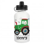 Personalised Drinks Bottle - Tractor
